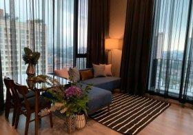 The Reserve Phahol-Pradipat – Bangkok condo for rent | 500 m. to Saphan Khwai BTS | duplex type | corner unit + unobstructed view