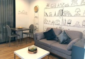Premio Vetro – Bangkok condo for rent | corner unit + open view | 8 mins walk to BTS | 50 m. to Kasetsart university