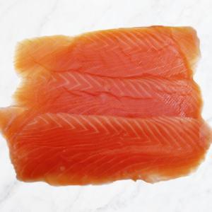 Smoked Salmon without skin