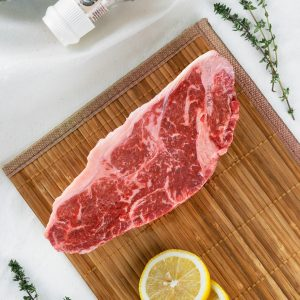 Jack's Creek Wagyu Striploin MB6-7