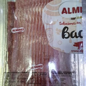 Bacon stripes from Almires