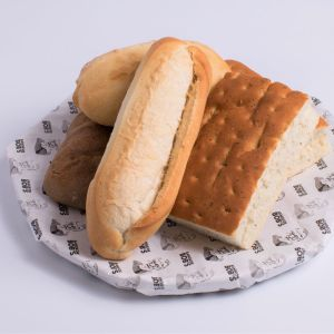 Special offer for bread, buy 3 get 1 free
