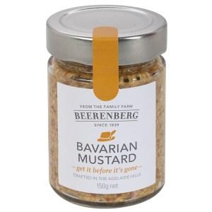 Bavarian Mustard from Beerenberg