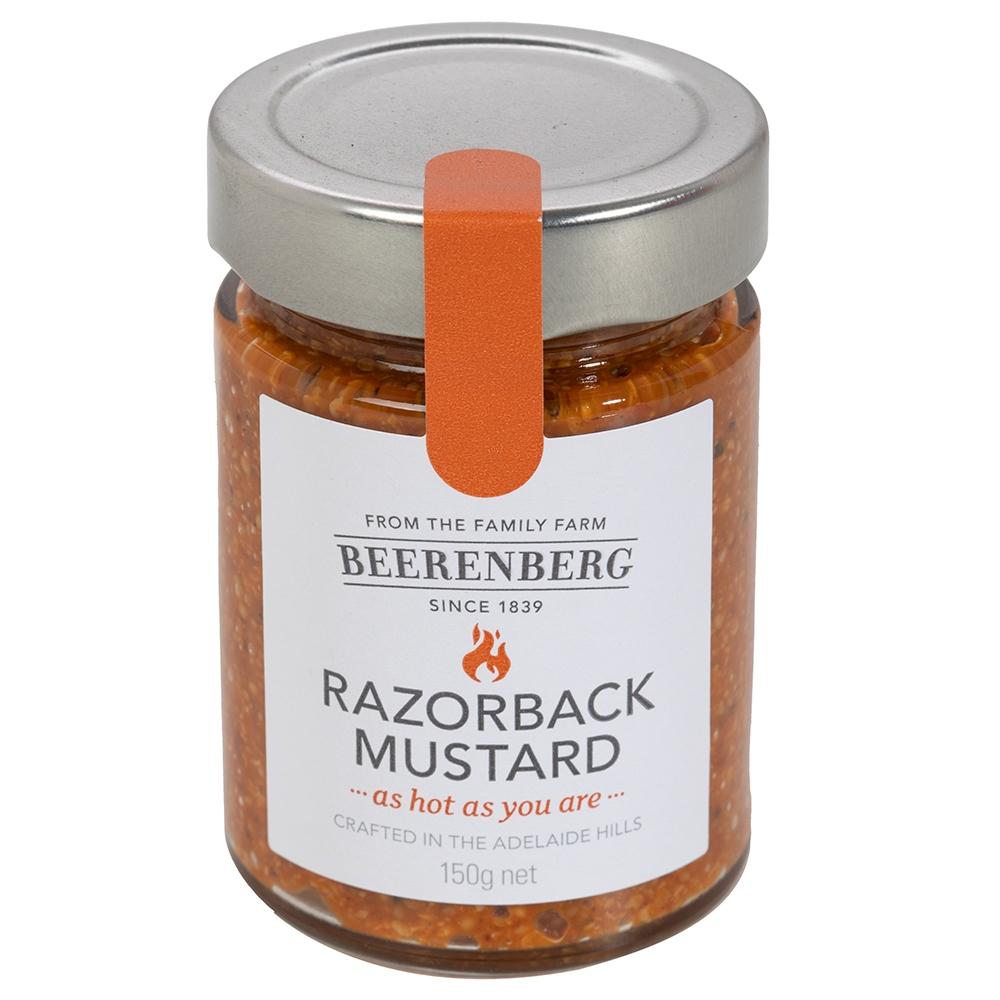 Razorback Mustard from Beerenberg