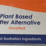Peerless Plant Based Butter Alternative 5kgs box