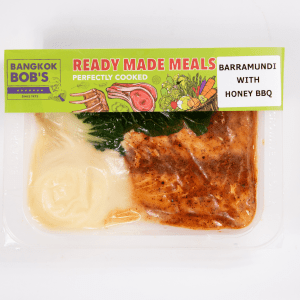 Barramundi with Honey Barbecue Ready Meal