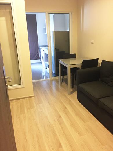 Centric Ratchada – Huai Khwang (เซ็นทริค รัชดา-ห้วยขวาง) คอนโดให้เช่า – Bangkok apartment for rent | steps to Huai Khwang MRT (ห้วยขวาง) & lots of food options