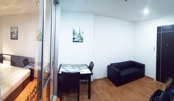 The President Sathorn – Ratchaphruek 2 (เดอะ เพรสซิเดนท์ สาทร-ราชพฤกษ์ 2) คอนโดให้เช่า | condo for rent near Bangwa BTS (บางหว้า)  | unobstructed city view, 20 mins to Sathorn-Silom
