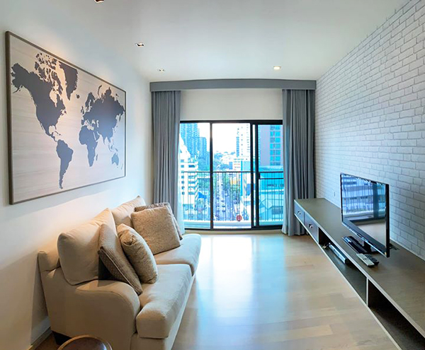 Noble Reform (โนเบิล รีฟอร์ม) คอนโดให้เช่า – Bangkok condo for rent | close to Ari BTS (อารีย์) | fitted kitchen + washer | lots of storage space