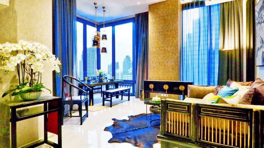 Ashton Silom (แอชตัน สีลม) คอนโดให้เช่า – Bangkok condo for rent | 350 m. to Chong Nonsi BTS (ช่องนนทรี) |750 m. to Sala Daeng BTS (ศาลาแดง) | corner unit, great city view
