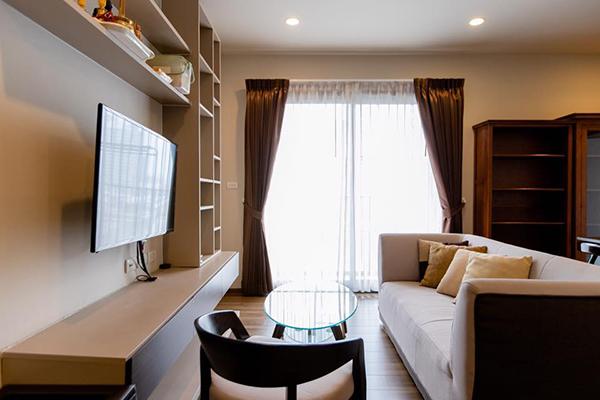 Onyx Phaholyothin (ออนิกซ์ พหลโยธิน) คอนโดให้เช่า Bangkok condo for rent | 3 mins walk to Saphan Khwai BTS (สะพานควาย) | corner unit, bright open view | fitted kitchen + washer