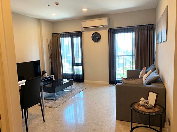 The Crest Sukhumvit 34 (เดอะ เครสท์ สุขุมวิท 34) คอนโดให้เช่า | Bangkok condo for rent | 160 m. to Thong Lo BTS (Thonglor) – ทองหล่อ | open view | 5 mins walk to Rain Hill mall
