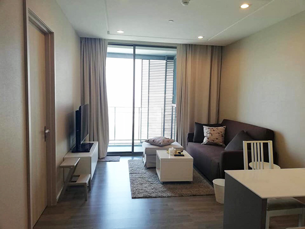 333 Riverside (333 ริเวอร์ไซด์) คอนโดให้เช่า condo Bangkok | 200 m. to Bang Pho MRT (บางโพ) | nice river view | fully furnished, fitted kitchen + washing machine