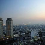 The Empire Place Sathorn – 2 BR duplex condo near Chongnonsi BTS Bangkok, 55k