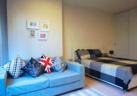 Noble Solo Thonglor – studio apartment for rent in Sukhumvit Bangkok, 20K