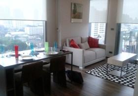 Ceil by Sansiri Sukhumvit 63 – modern apartment for rent in Ekkamai Bangkok, 28K