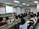 Matchmaker/Dating Coach/Founder of Bangkok Matching gave lecture on dating in Thailand for Thammasat University's Students