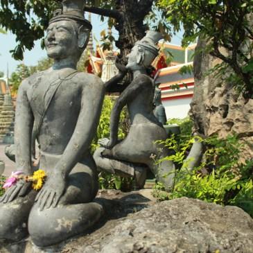 Première semaine en Thaïlande : découverte de Bangkok