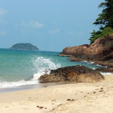 Retour sur mes 4 jours de détente sur l'île de Koh Chang !