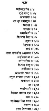 Bachhai Galpa content