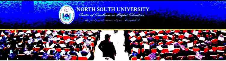 North South University students