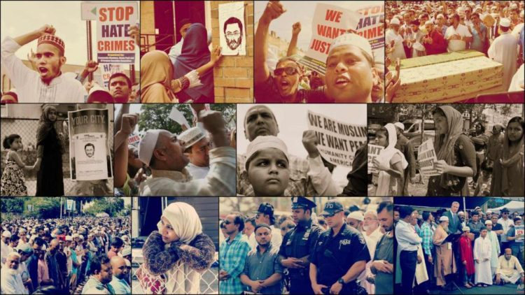 Protest, prayer and politics after the killing of two Bangladeshi in Ozone Park, Brooklyn, on Aug 13, 2016