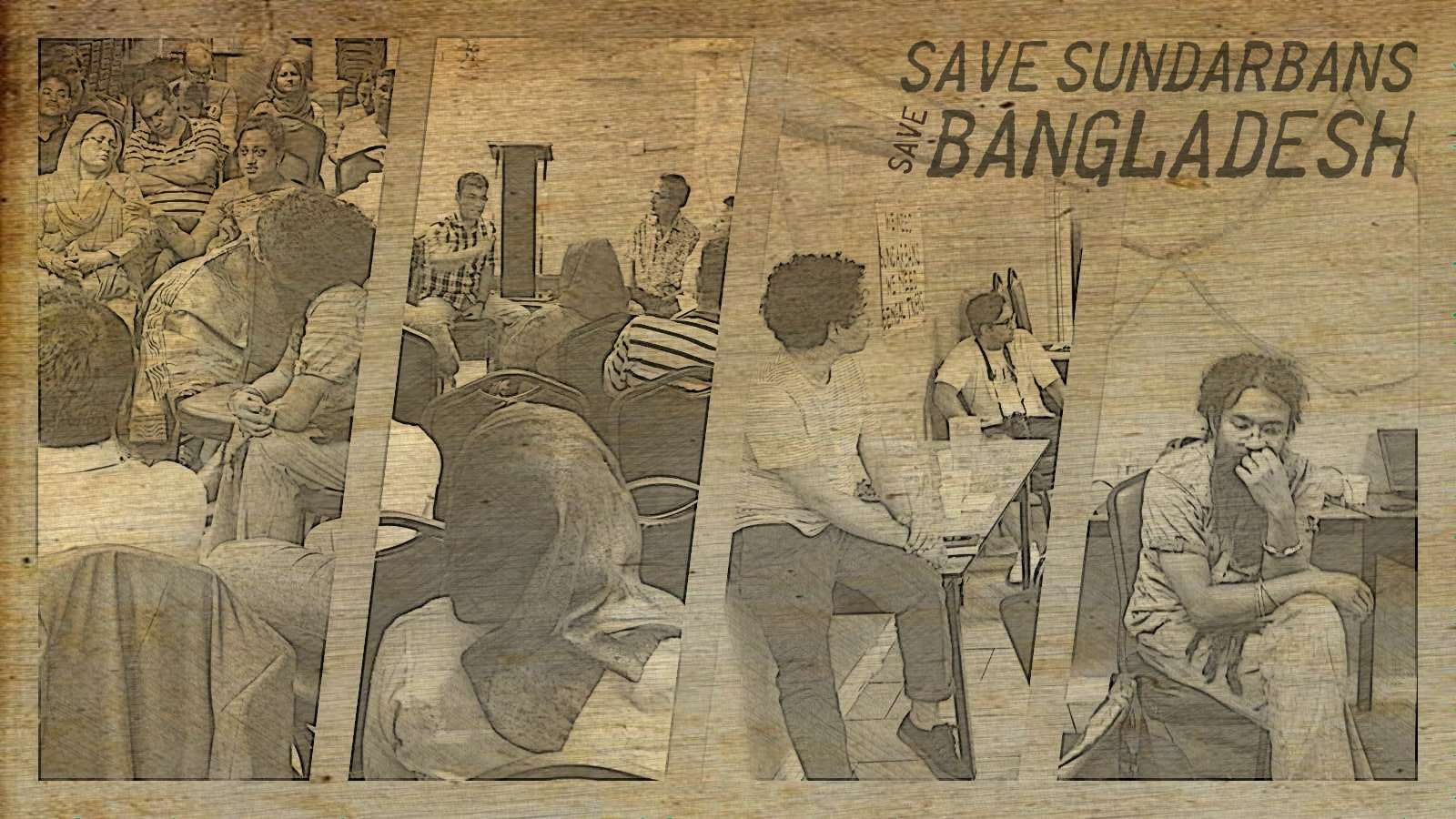 Save Sundarbans Save Bangladesh Meeting held in New York in 2016