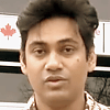 Abu Haque, blogger in Canada