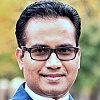 Dilip Nath, Politician of Bangladeshi origin