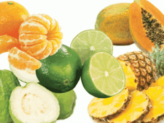 কোন ফলে কতটুকু ভিটামিন সি Vitamin C থাকে