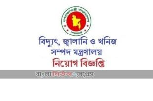 Ministry of Power, Energy and Mineral Resource Job Circular 2020