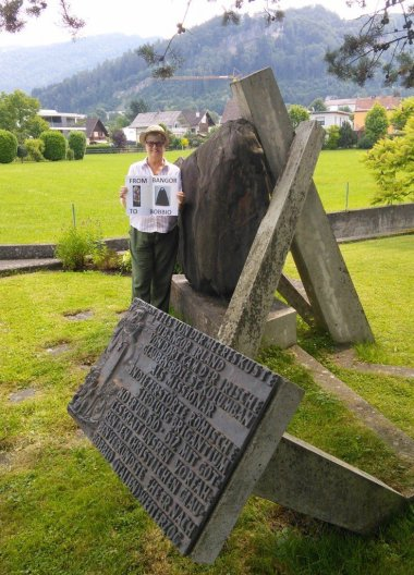 Saint Columbanus Trail Bangor Northern Ireland to Bobbio