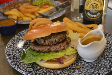 Wetherspoons Burgers, Traditional Northern Ireland Food and Drink