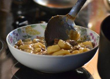 Irish Ulster Stew, Traditional Northern Ireland Food and Drink
