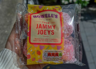 Jammy Joeys, Traditional Northern Ireland Food and Drink