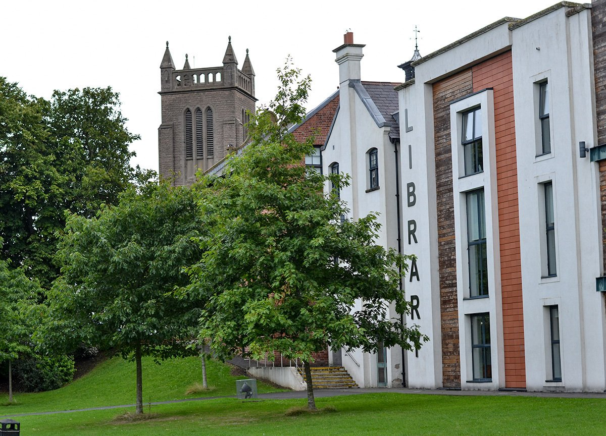 Bangor Library, Tourist Attractions in Bangor Northern Ireland