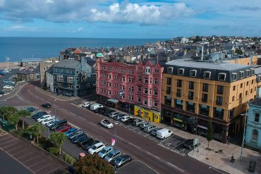 Marine Court Hotel, Best Hotels in Bangor Seafront Town Centre, Northern Ireland