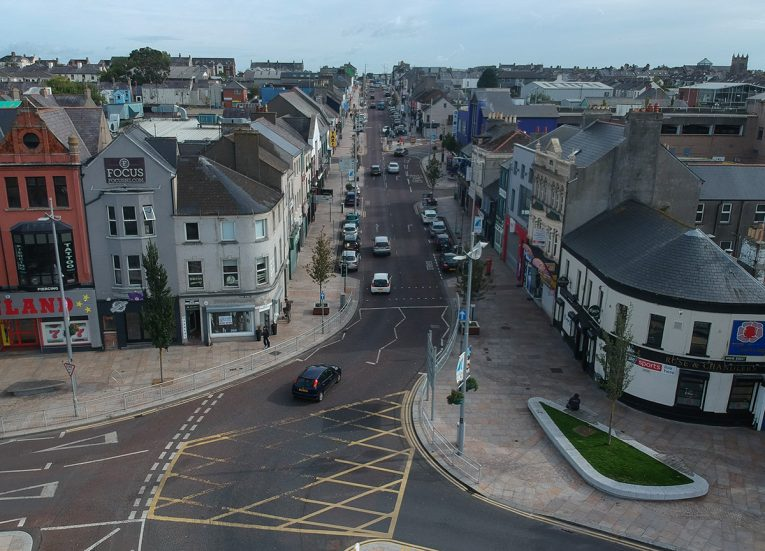 High Street Bangor, Best Hotels in Bangor Seafront Town Centre, Northern Ireland