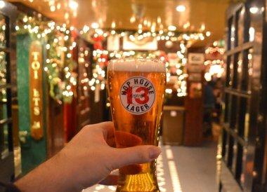 Hop House 13, Christmas in Dublin City Centre Ireland