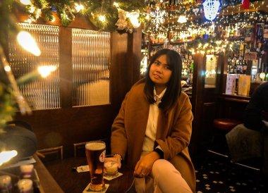 Fanfan Wilson, Christmas in Dublin City Centre Ireland