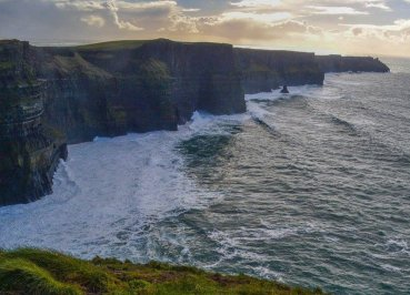 The Cliffs of Moher, Wild Atlantic Way Road Trip West Coast of Ireland