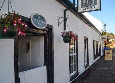 Loaf Cafe and Pottery and Crafts in Crawfordsburn Village, Bangor NI