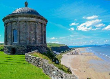 Mussendon Temple NI, Wild Atlantic Way Road Trip West Coast of Ireland