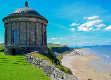 Mussendon Temple NI, Wild Atlantic Way Road Trip West Coast of Ireland