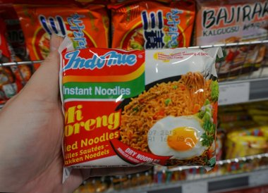 Indomie Instant Noodles, New Asian Supermarket Belfast 40 Ormeau Embankment