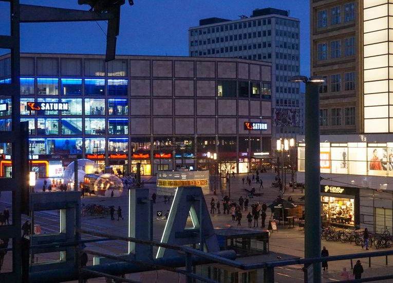 Alexanderplatz Station Berlin, Interrail in Winter: Train Travel in Europe Itinerary