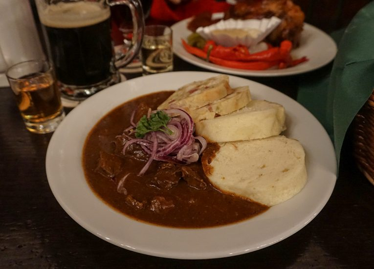 Czech Dumplings and Goulash, Interrail in Winter: Train Travel in Europe Itinerary