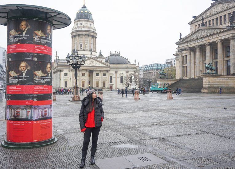 University Square Berlin, Interrail in Winter: Train Travel in Europe Itinerary