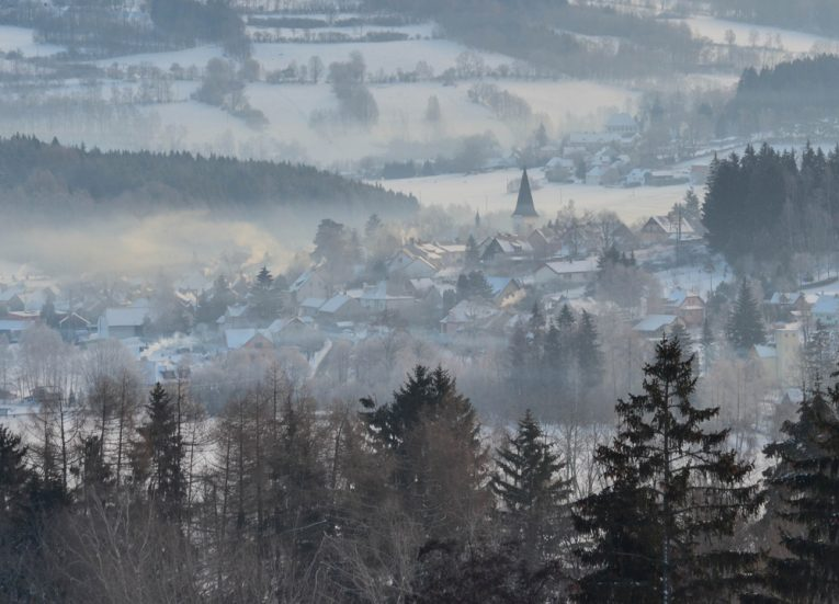 Kašperské-Hory-Sumava-Mountains-Winter-Road-Trip-in-East-Central-Europe