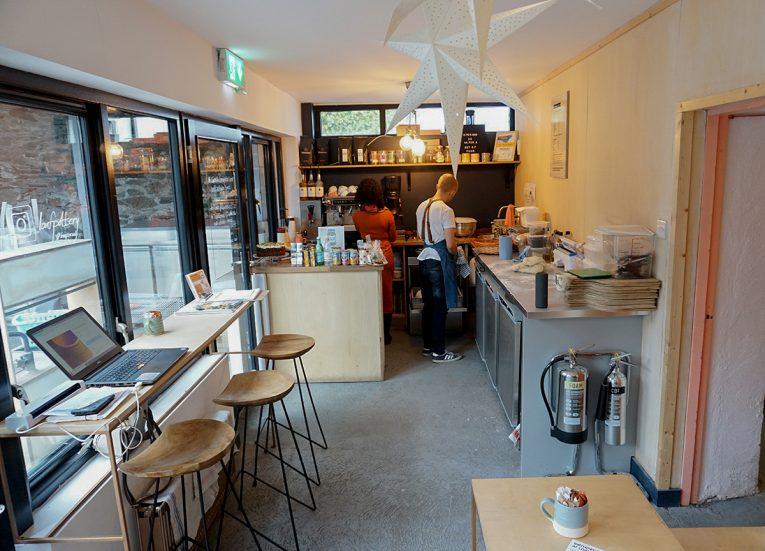 Loaf Pottery and Coffee Shop in Crawfordsburn Village Bangor